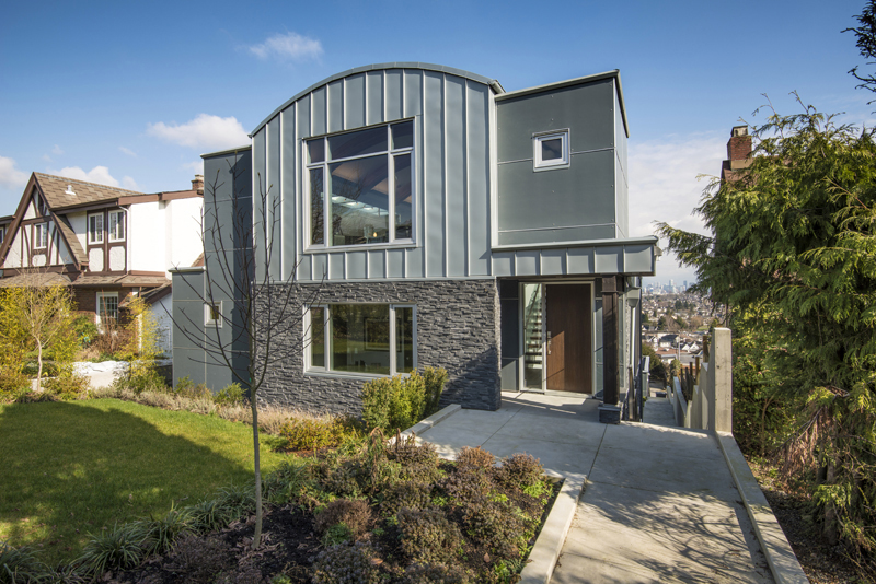 Modern Vancouver Custom Home