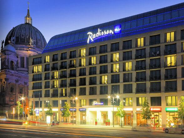 雷迪森 - 藍光酒店 - 柏林 - 米特區