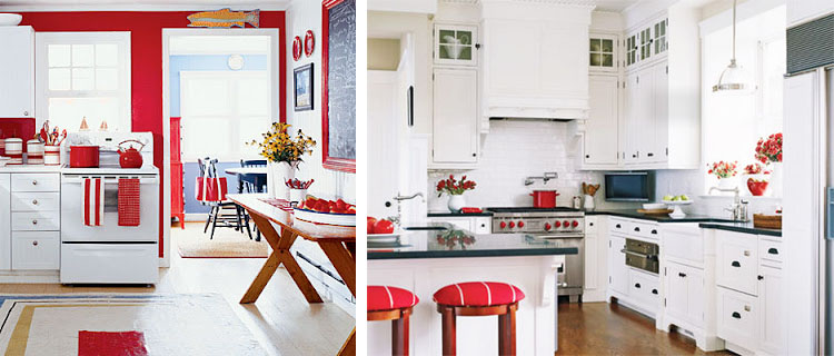 Red Kitchen Design Ideas Nice Ideas