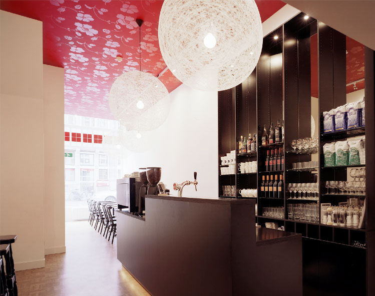 de vries a cozy lunch restaurant in amsterdam