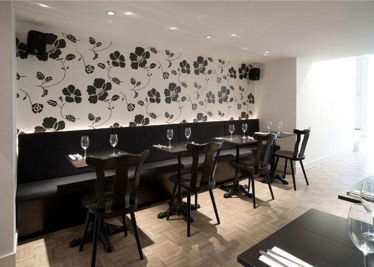 Cozy restaurant interior design pixshark