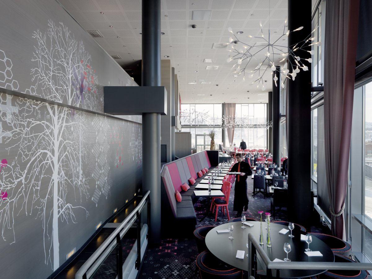 Rica Hotel Narvik Restaurant