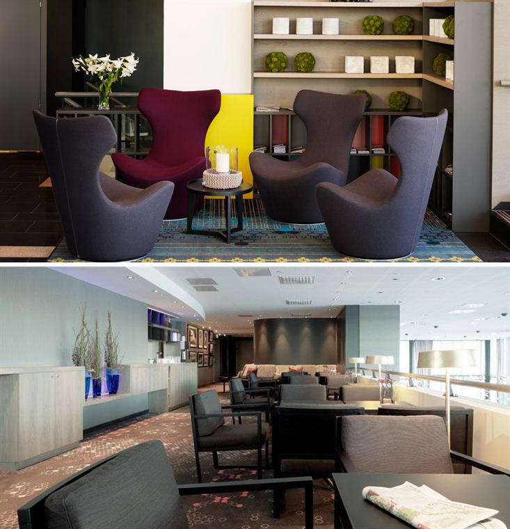 Modern Business Hotel