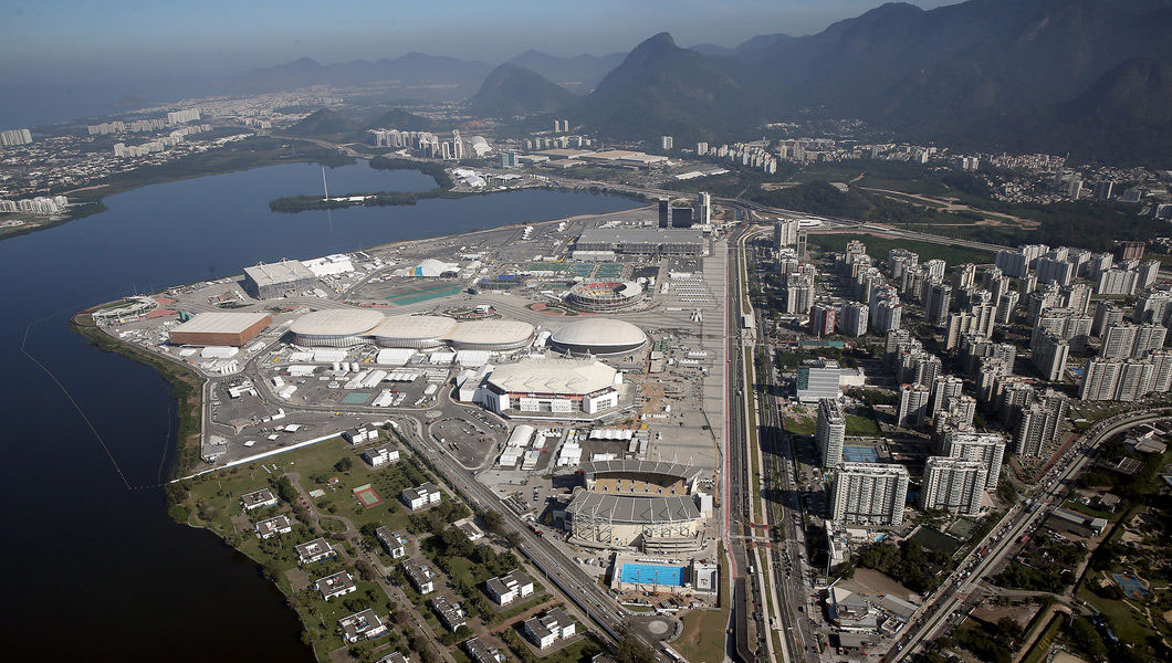 Inside Rio 2016 Olympic Athletes Village Idesignarch