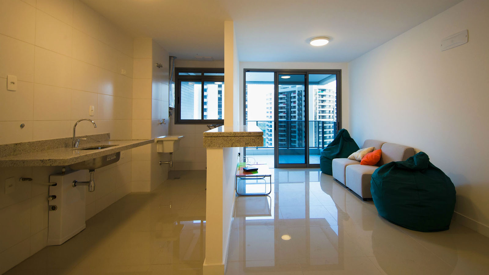 Rio Olympic Athletes Apartment