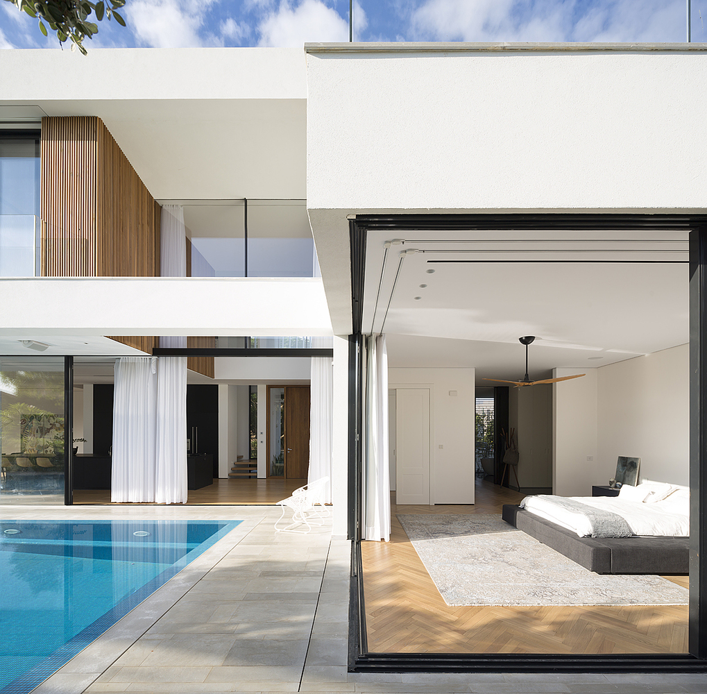 Minimalist oceanview home in israel idesignarch interior design - Photography By Shai Epstein