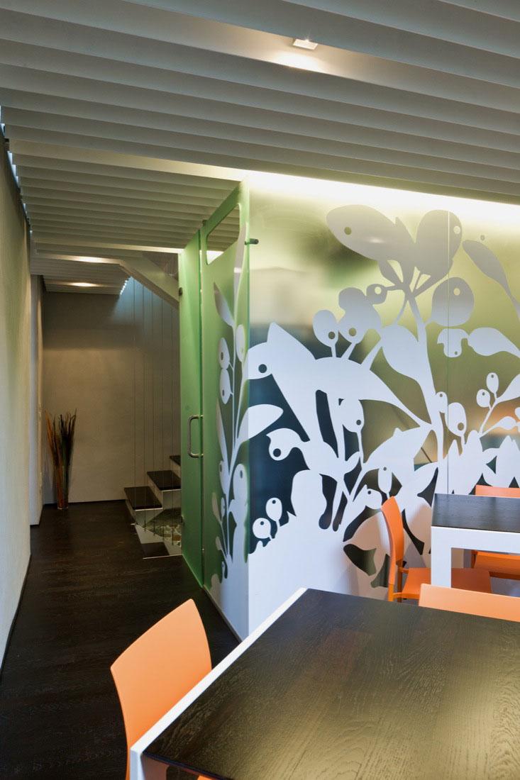 Santa Marta Restaurant In Mazz 232 Contemproray Interior