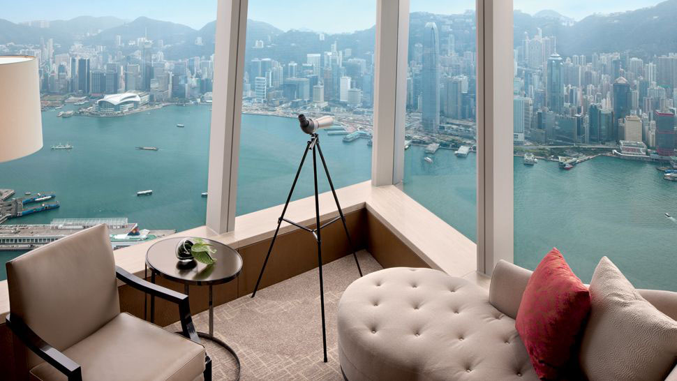 Ritz Carlton Hong Kong World 39 S Tallest Hotel