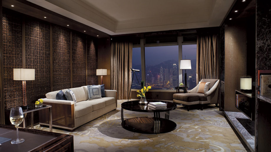 Ritz Carlton Hong Kong World S Tallest Hotel