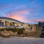 Whimsical Rock House In Laguna Beach
