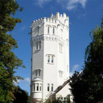 Fairytale Castle In The Sky At Ruxley Towers