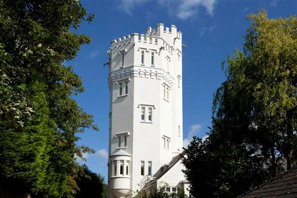 Fairytale Castle In The Sky At Ruxley Towers Idesignarch Interior Design Architecture