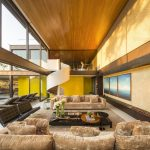 Modernist House in Brazil Inpsired by the Architecture of Mies van der Rohe