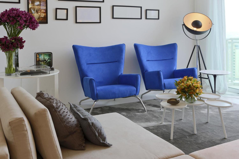 Minimalist Luxury Duplex Apartment In São Paulo   iDesignArch ...