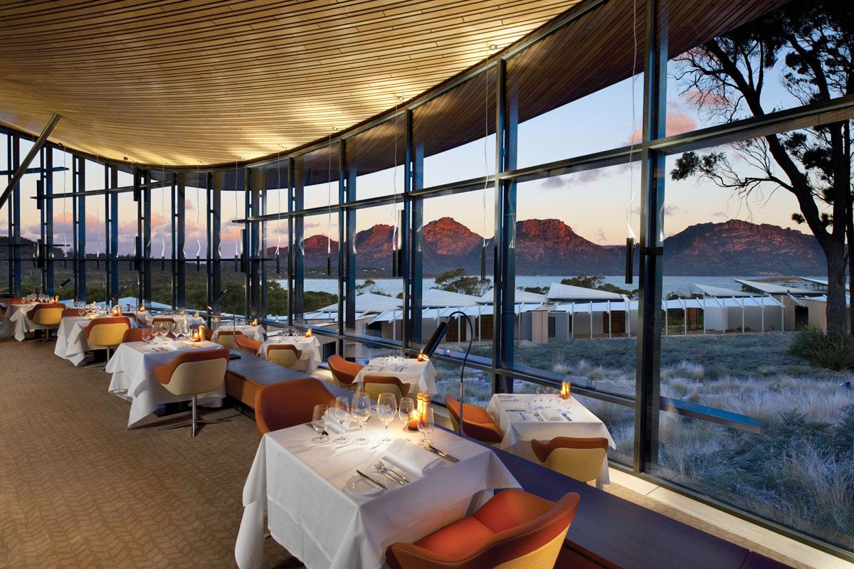 Saffire Freycinet Stunning Resort Hotel In Tasmania