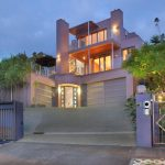 Stylish Modern Sea View Mansion in Auckland with Indoor/Outdoor Pool