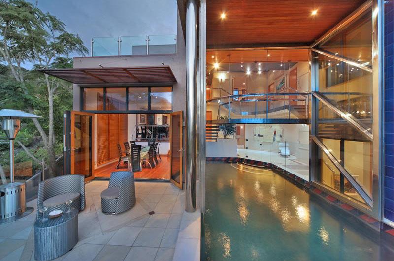 Saint Heliers Auckland New Zealand Modern Luxury Home 14