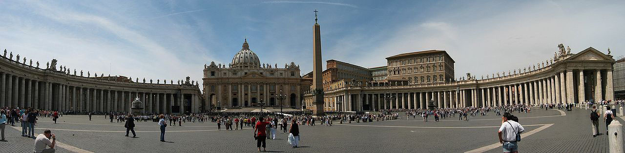 Saint-Peter's-Square-Vatican-City