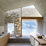 Modern Makeover Of An Old Stone House With Views Of Lake Maggiore
