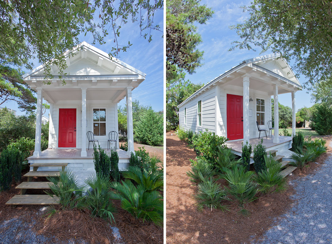 Seaside Cottage Tiny House