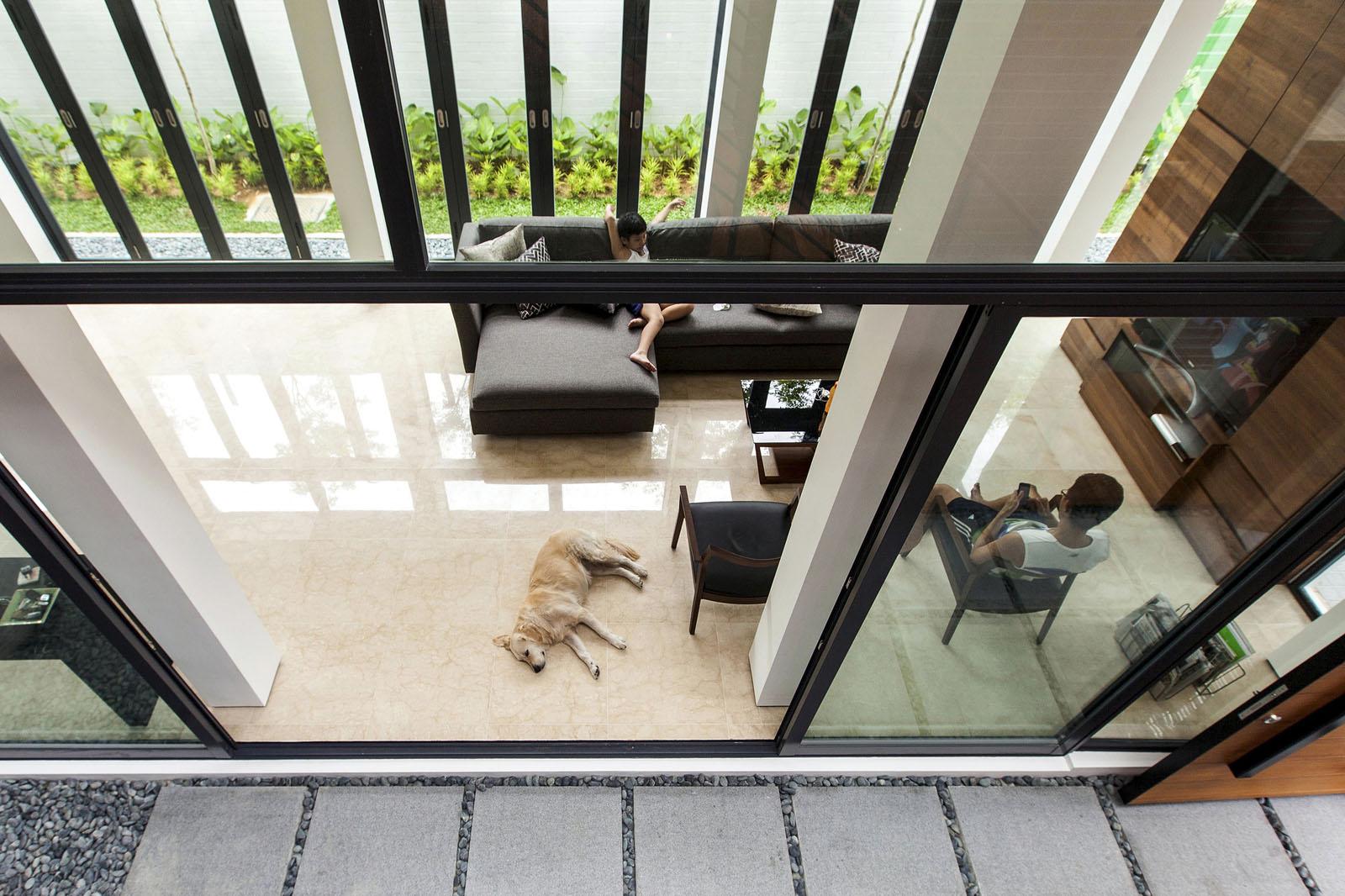 Semi-Detached-House-Singapore_6 | iDesignArch | Interior Design ...