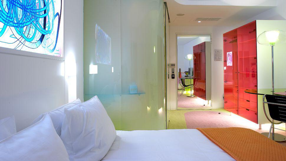 Cutting Edge Semiramis Hotel Idesignarch Interior