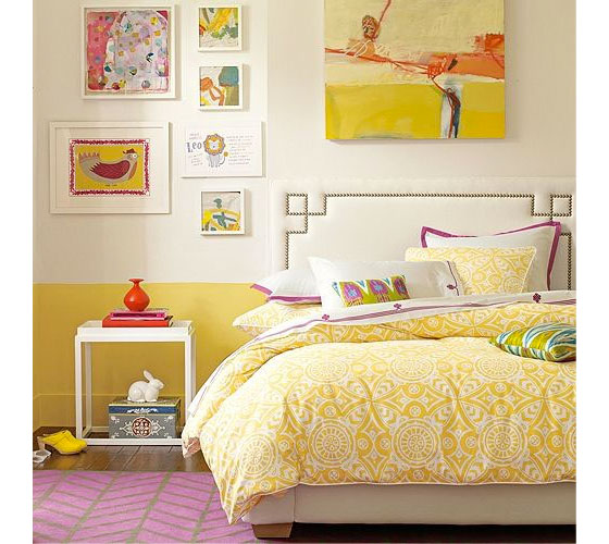 Refreshing Bedroom Colours By Serena U0026 Lily