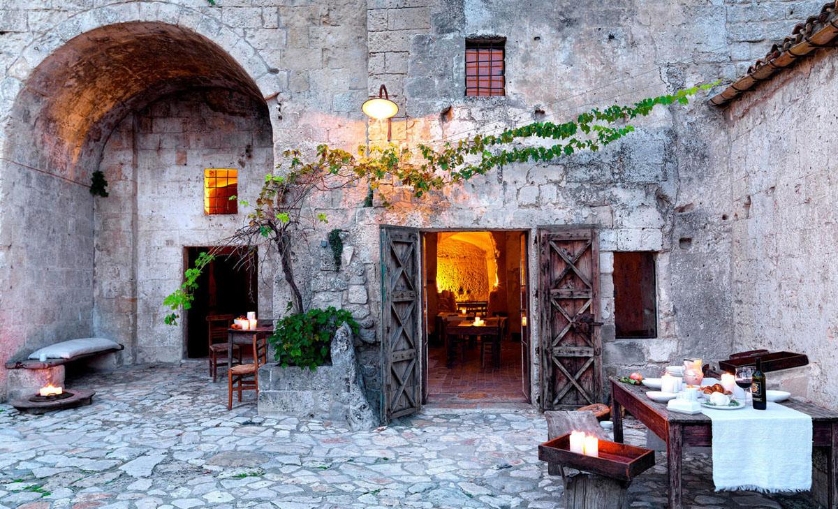 Cave Hotel Tantio Le Grotte Della Civita