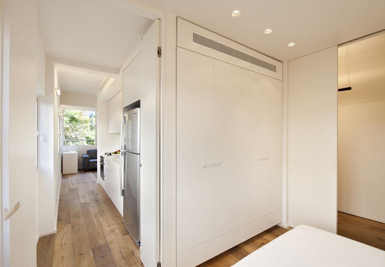 Sfaro small apartment tel aviv 2