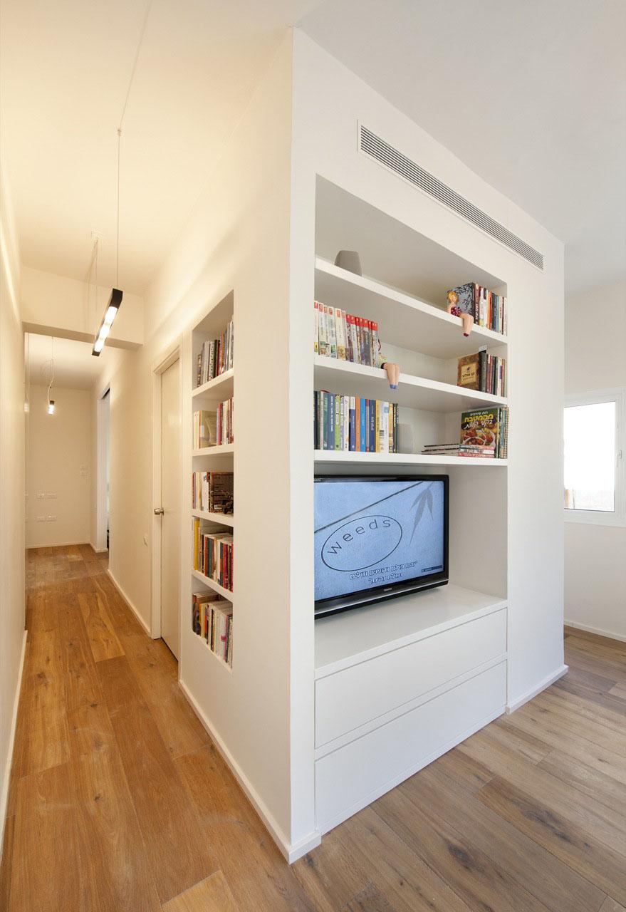 Sfaro small apartment tel aviv 4