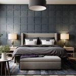 Five Shades of Grey Bedroom Design Ideas