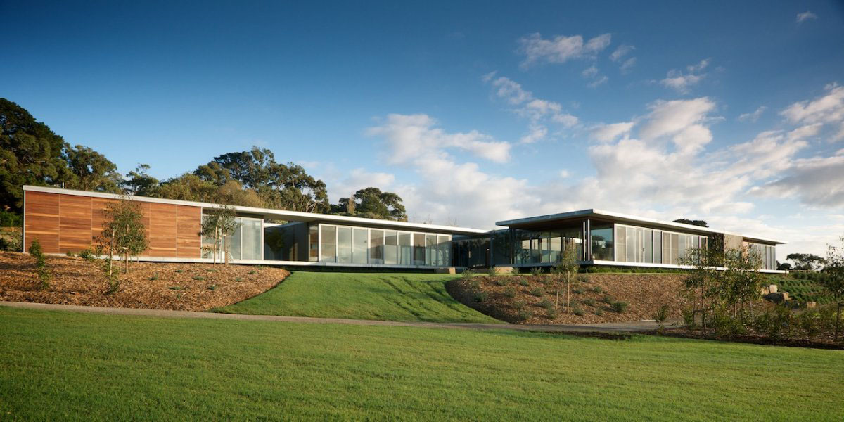 Modern House With Stunning Views In Australia