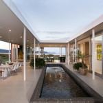 Single Level Beach House In New Zealand