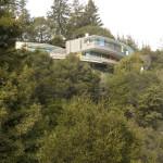 Sky Arc Residence Embedded In The Hillside