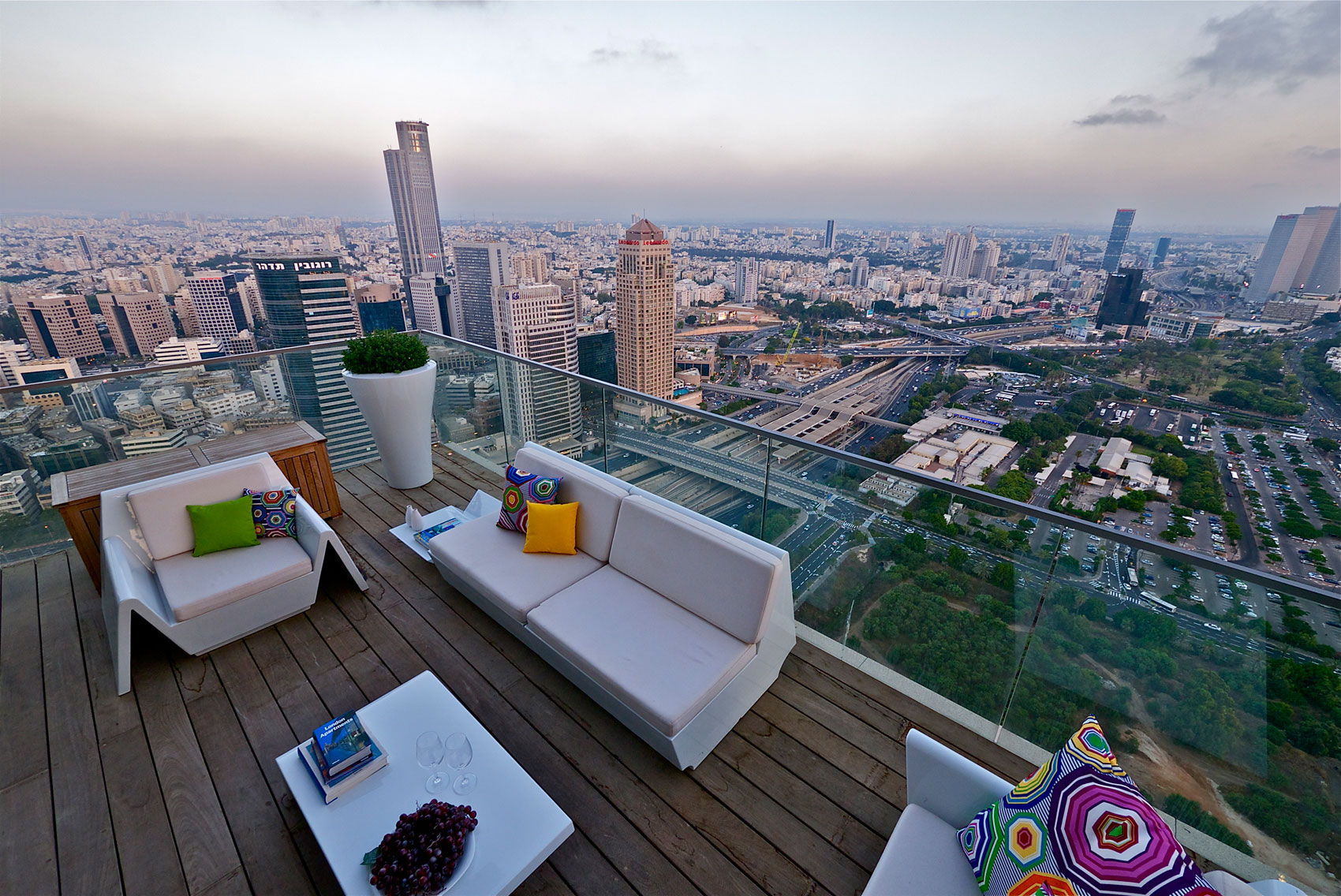 Penthouse Roof Terrace