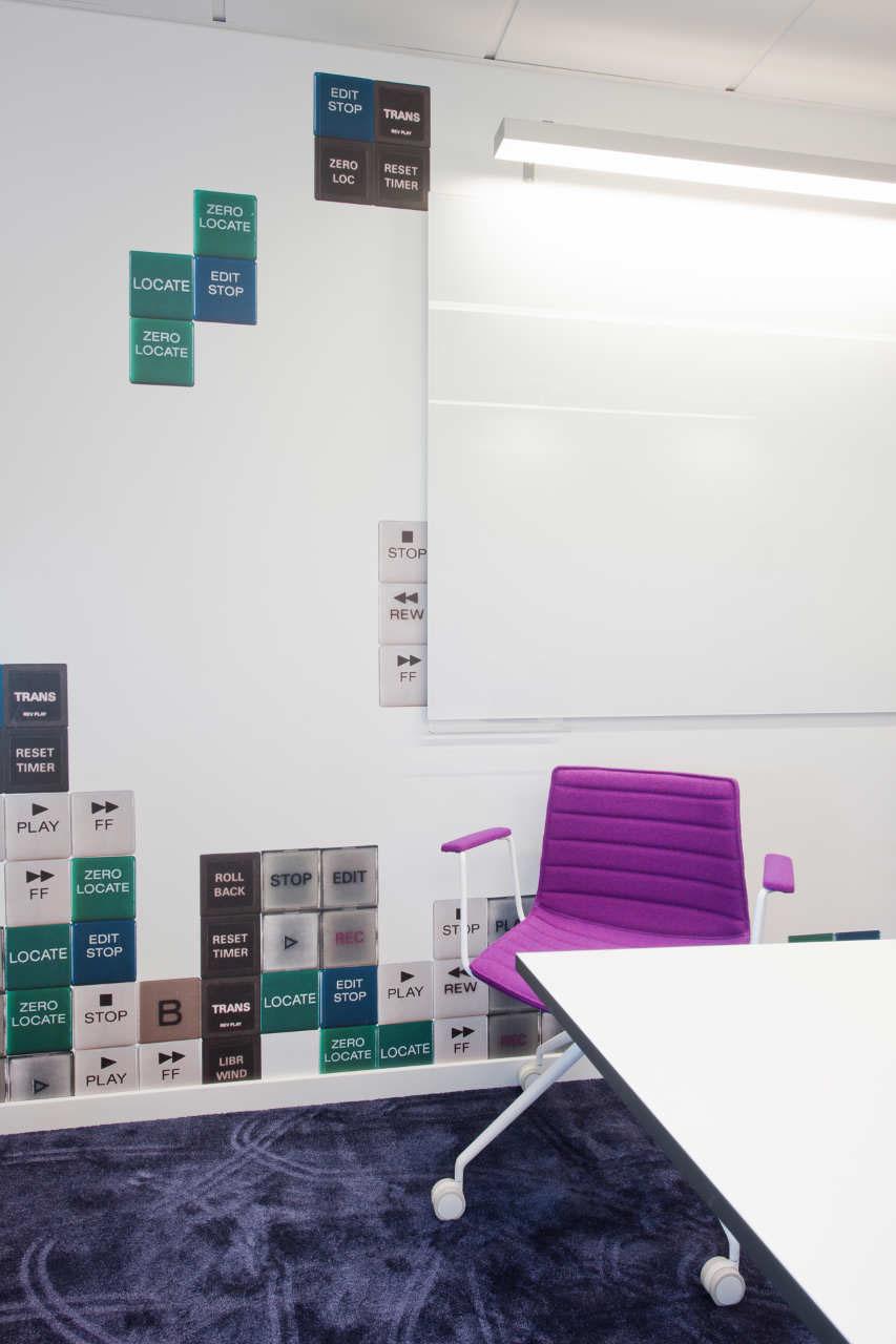 Skype Office Interior Design In Stockholm Idesignarch