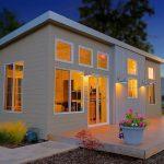 Charming Small Prefab Home Model