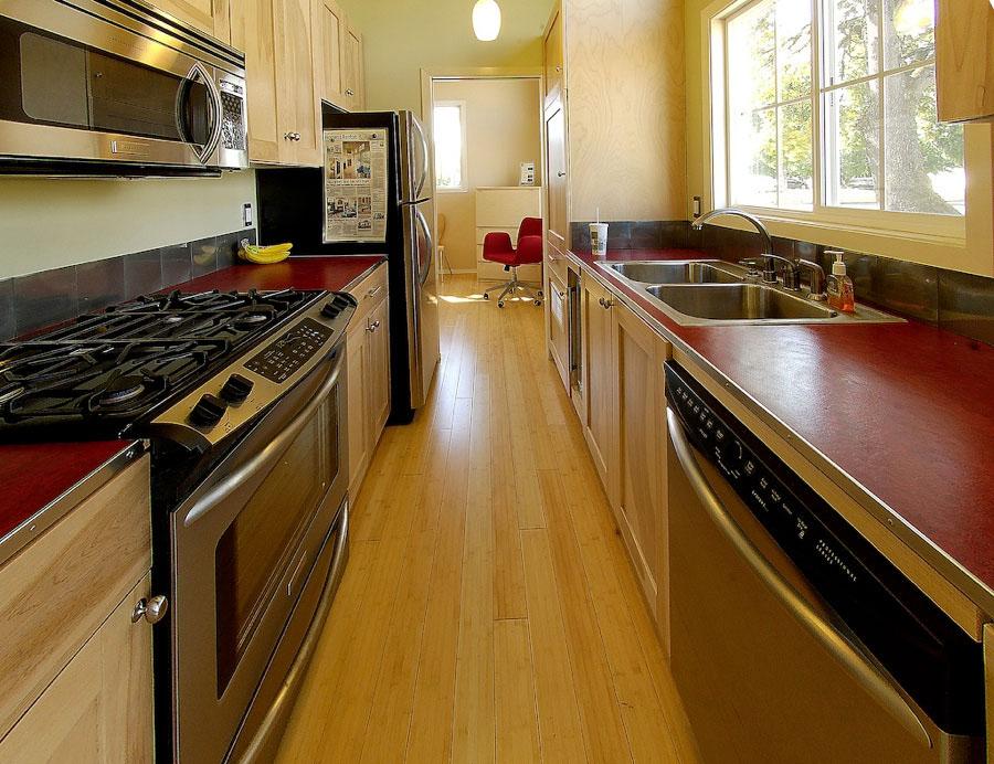 Prefab-Home-Kitchen