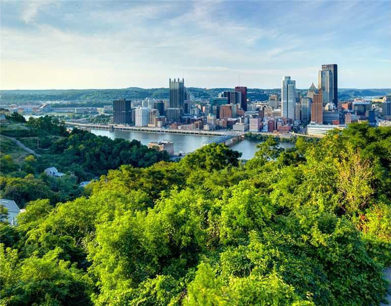 View of Pittsburgh