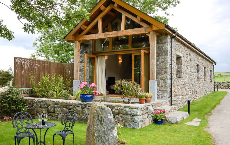 Tremendous Small Cottage Barn Conversion In North Wales Idesignarch Largest Home Design Picture Inspirations Pitcheantrous