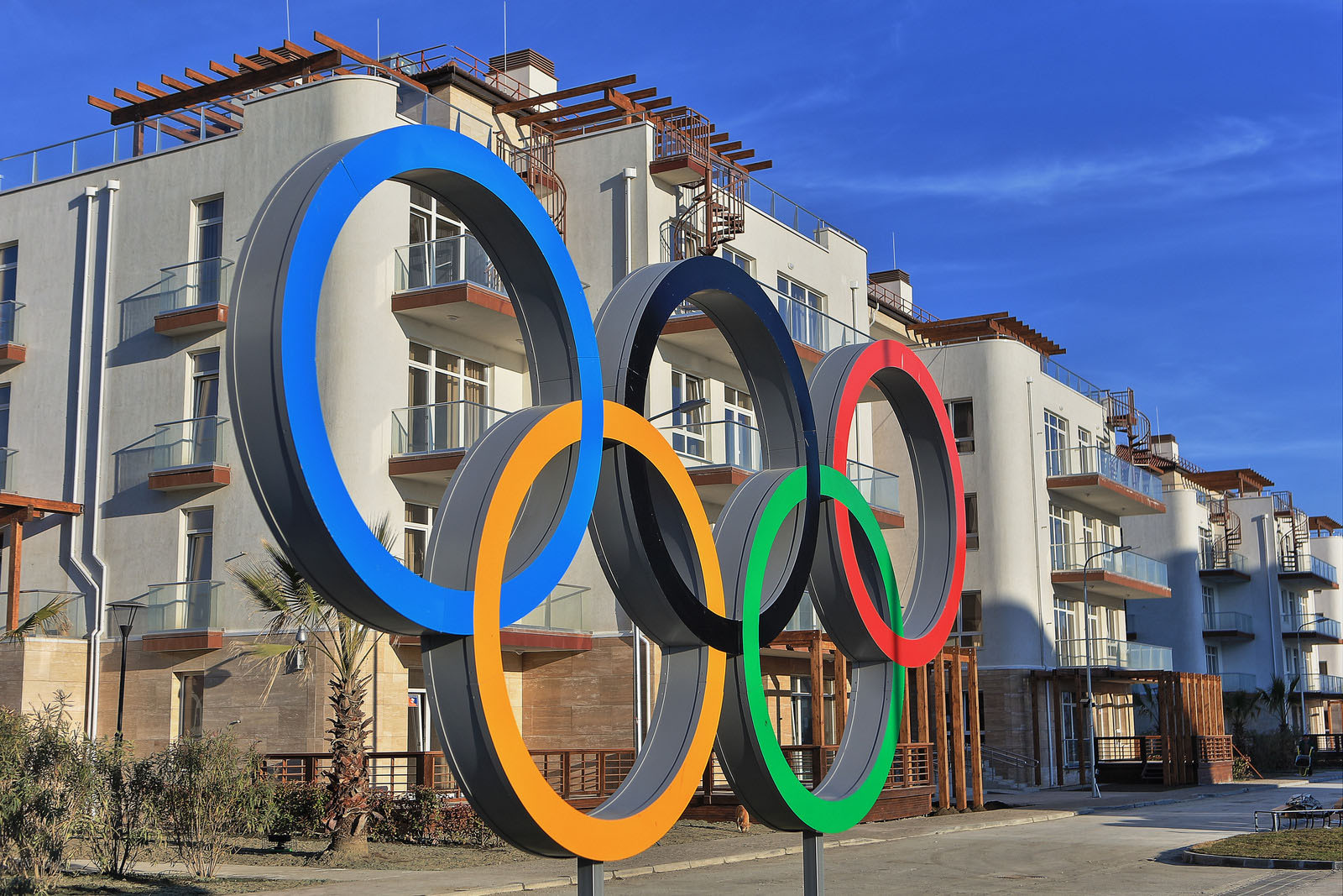 Sochi Olympic Athletes Village