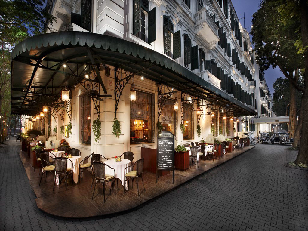 Hotel Sofitel Legend Metropole Hanoi French Colonial Charm In