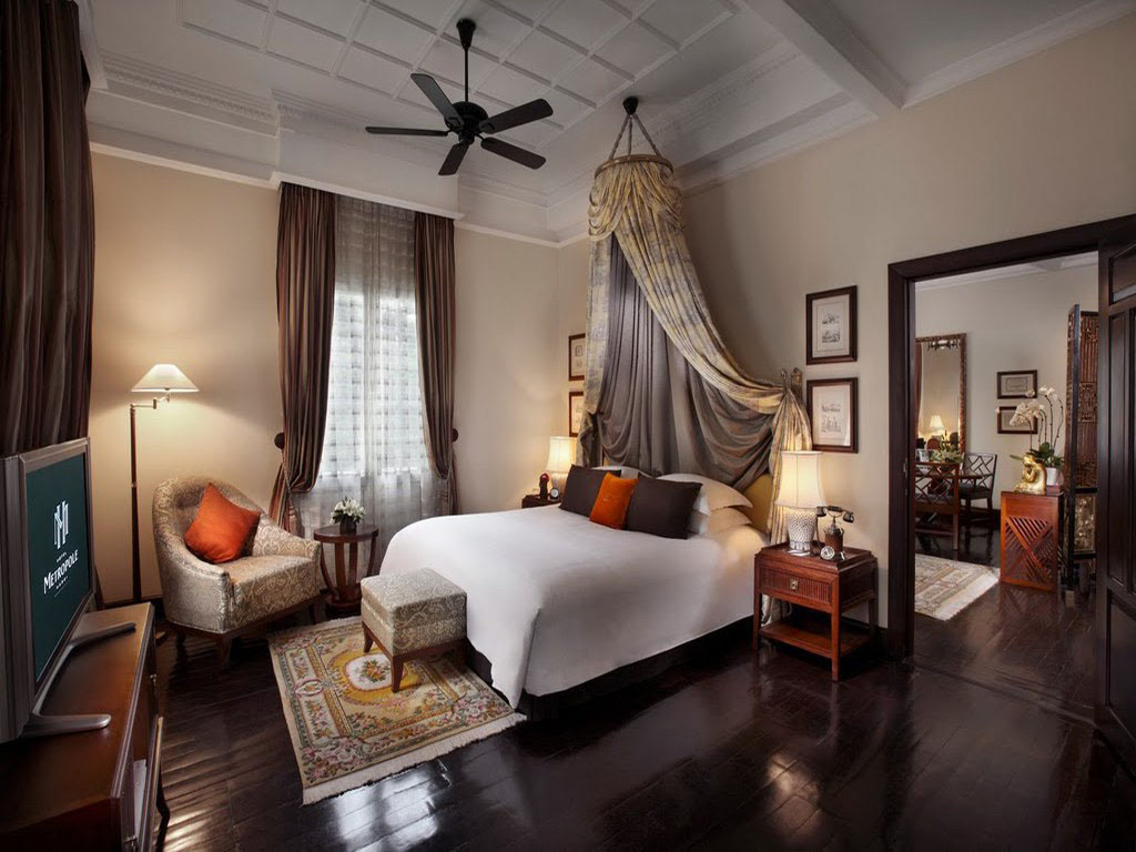 hotel sofitel legend metropole hanoi - french colonial charm in