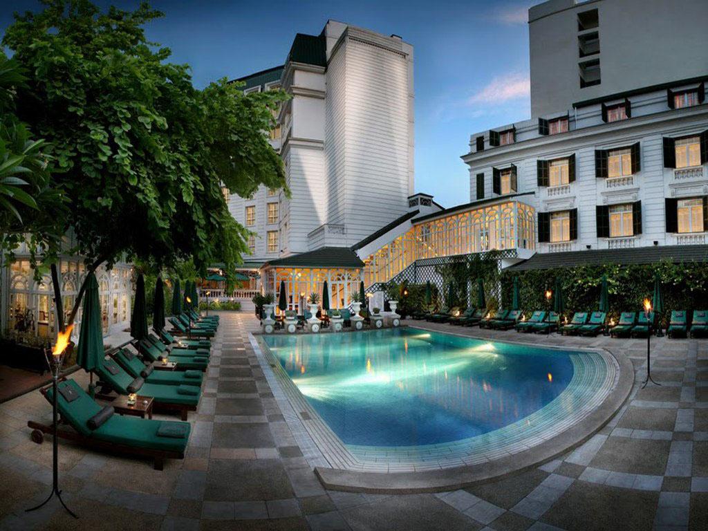 Hotel sofitel legend metropole hanoi french colonial for Design hotel vietnam