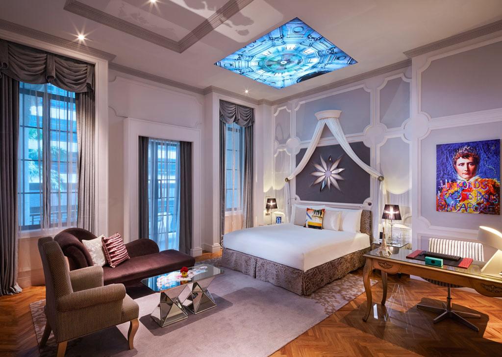 Sofitel So Singapore Hotel 9 IDesignArch Interior Design