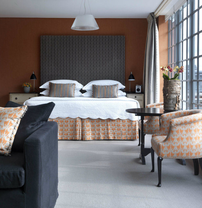 Soho Hotel London Guest Room Suite