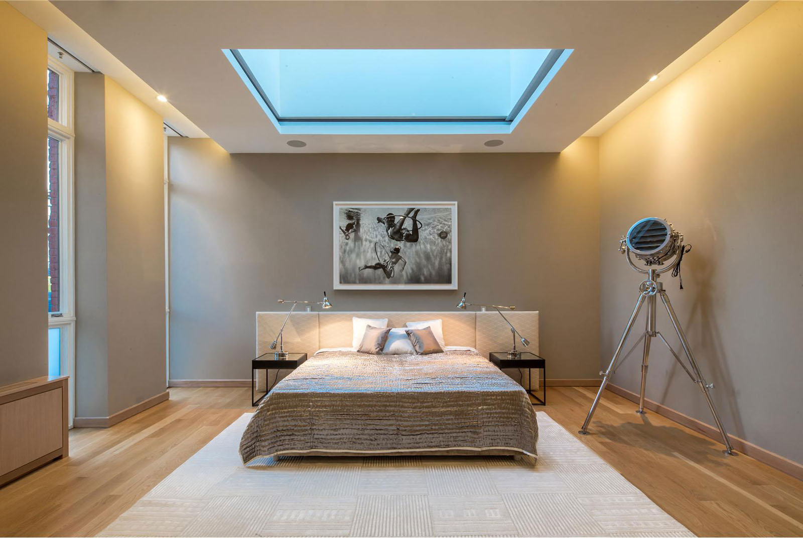 Luxury Modern Master Bedroom