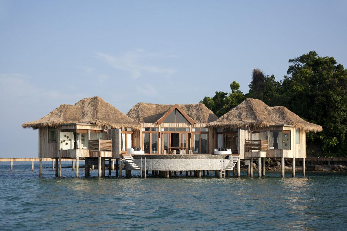 Song saa private island resort in cambodia idesignarch interior