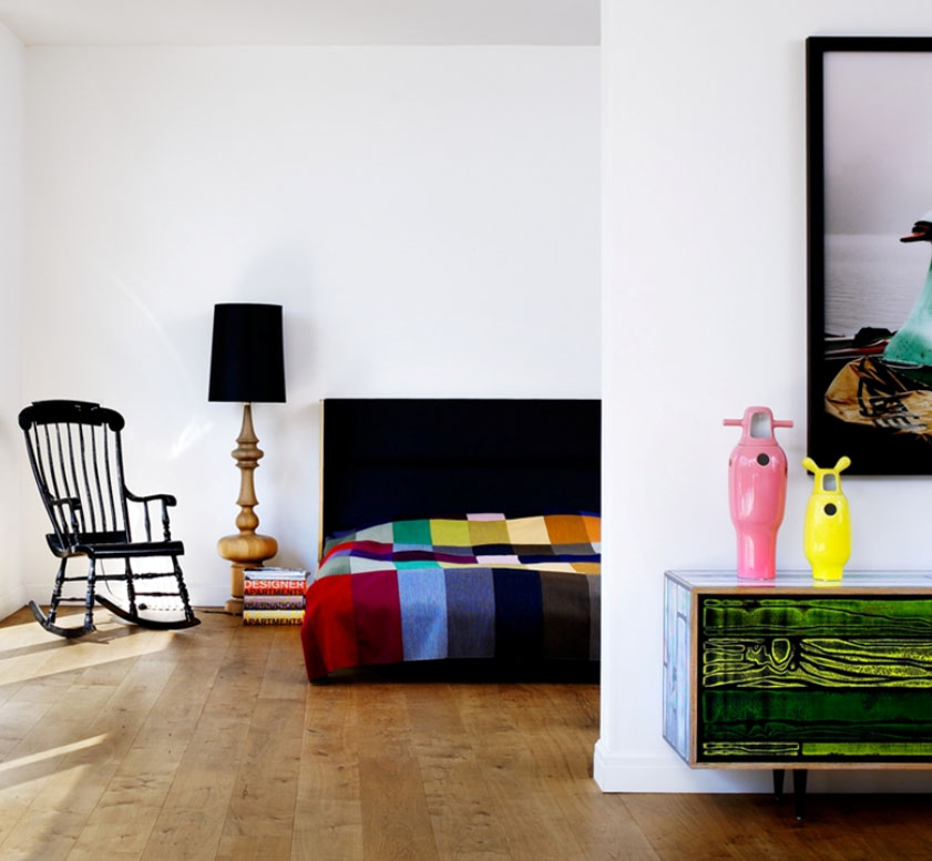 Use Of Colour In Contemporary Interiors Idesignarch