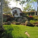 Beautiful Spanish Hacienda In Santa Barbara
